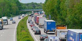 Los principales problemas en el sector del transporte de mercancías por carretera
