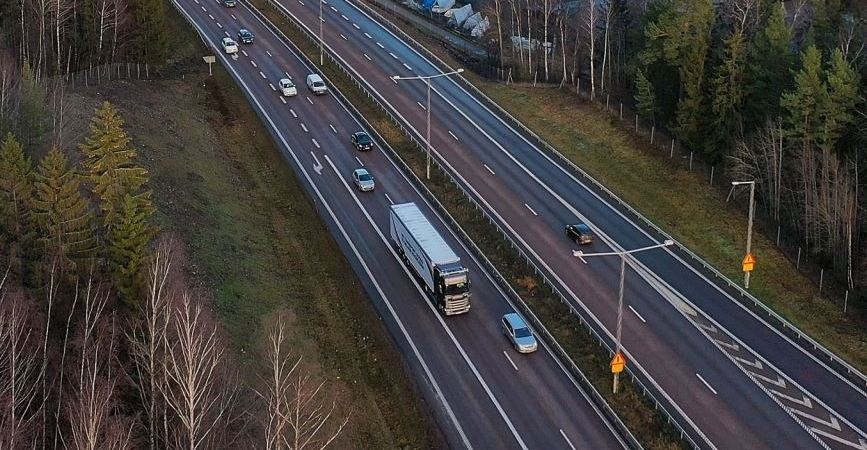 Scania prueba camiones autónomos en autopistas