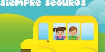 Se reduce el número de infracciones en el transporte escolar