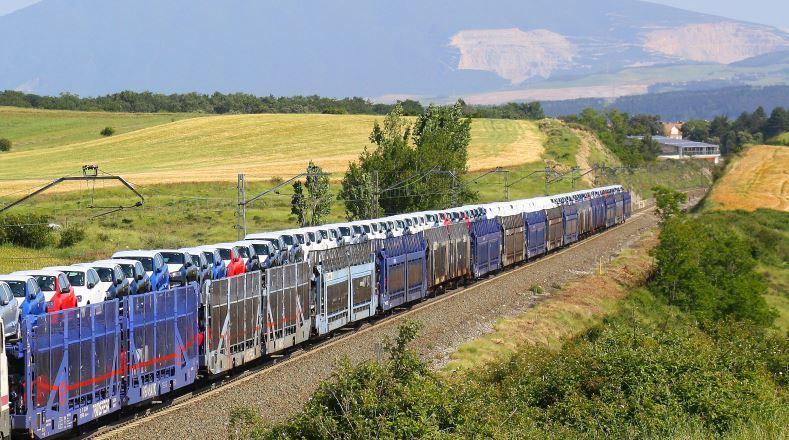 Transfesa Logistics ayuda a Volkswagen Navarra a reducir su huella de carbono