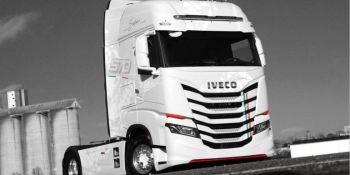 El concesionario francés de Iveco SDVI crea una edición especial del Iveco S-Way