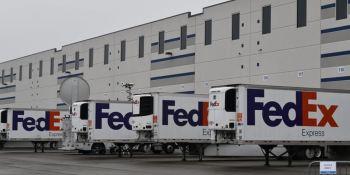 FedEx se prepara para el crecimiento del volumen de la vacuna del COVID-19