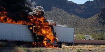 Incendios de camiones y remolques: lo que nos dicen los datos