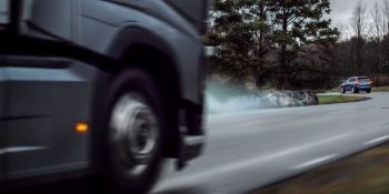 La D.G.T. elimina las restricciones a camiones para el Puente de San José