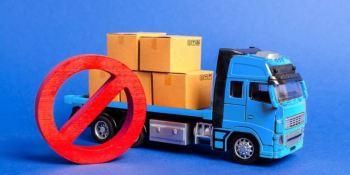 La DGT levanta las restricciones para camiones en Semana Santa, menos hacia Francia