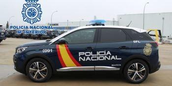 La Policía Nacional incorpora 300 vehículos híbridos enchufables a su flota policial