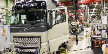 Volvo Trucks inicia la producción en serie de su nueva gama de camiones
