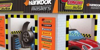 Confortauto regala tarjetas Solred por la compra de neumáticos Hankook