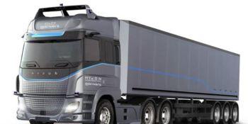 Hyzon Motors arrienda sus vehículos comerciales de hidrógeno en Europa