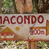 Un pueblo llamado Macondo