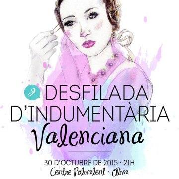 Vos espere demà a la 1ª Desfilada d'Indumentaria Valenciana a la Safor!!!