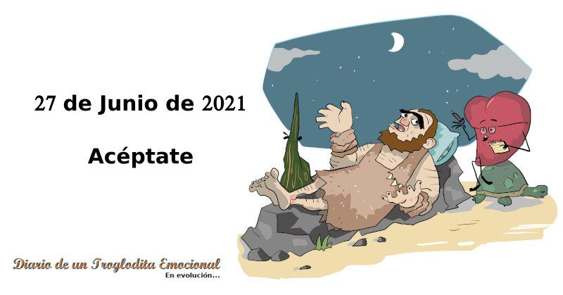 27 de Junio de 2021 - Acéptate