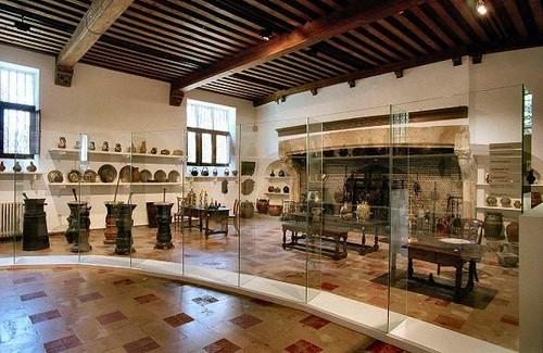 Los museos de Brujas