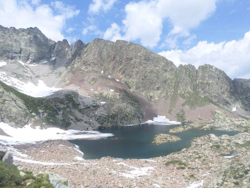 lago del Claus (2344 m)