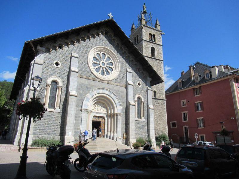 chiesa di Saint Pierre a Barcelonnette