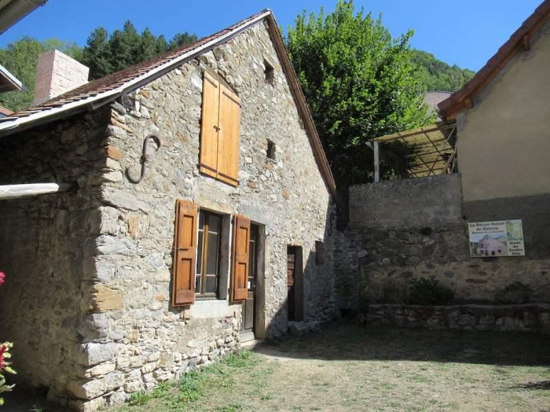 casa natale di Mélanie Calvat