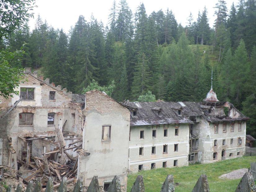 Bagni di San Candido in Alta Pusteria