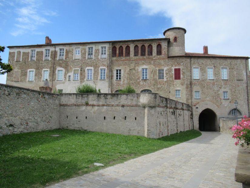 castello dei marchesi Incisa di Camerana