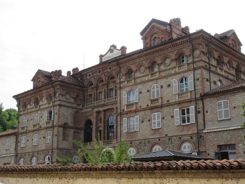 ospedale civico di Dogliani