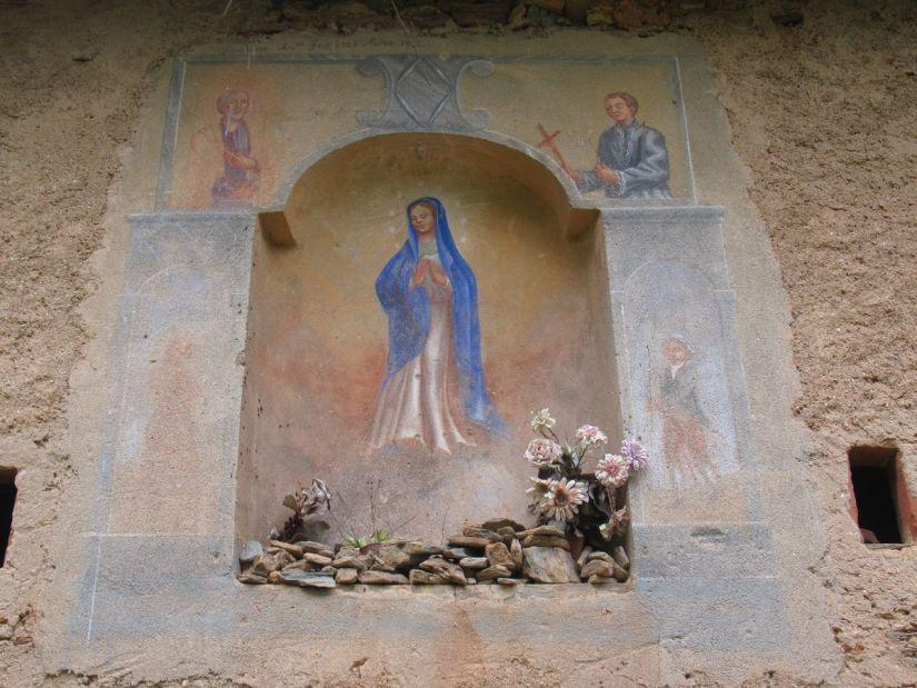Madonna con Santi del 22 marzo 1861