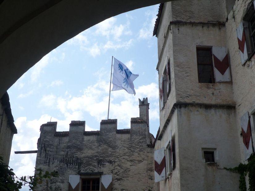 bandiera dei conti Trapp