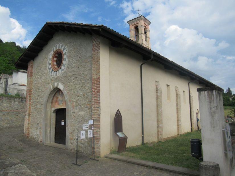 chiesa di San Fiorenzo a Bastia Mondovì (CN)