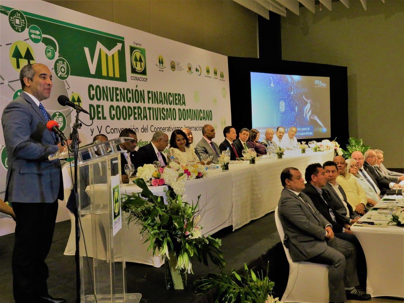 Rector ITLA dice cooperativas solo competirán si digitalizan sus servicios – DiarioDigitalRD
