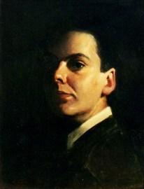 Alejandro Cabeza Autorretrato