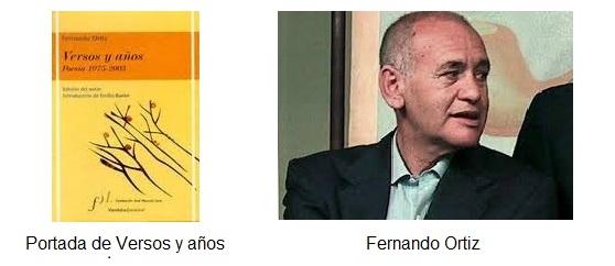 Fernando Ortiz el poeta y el crítico