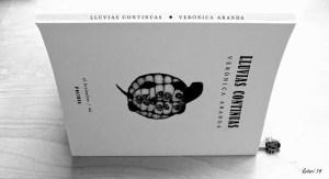 Entrevista a la poeta Verónica Aranda con Motivo de la Publicación de Lluvias Contínuas