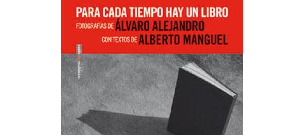Álvaro Alejando y Alberto Manguel van de la mano en este curiso y encantador libro