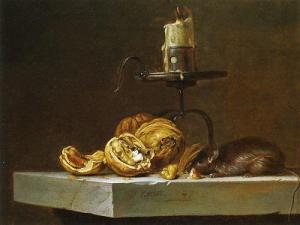 Willem van Aelst_Still-Life with Mouse and Candle-a_400x300