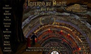 Infierno de Dante, representación moderna y educativa de la Divina Comedia firmada por Boris Acosta