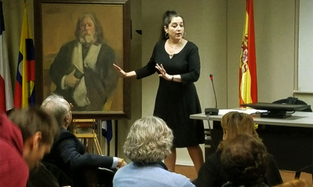Homenaje a Pasolini se Alza con el Premio Literario Ángel Ganivet 2019