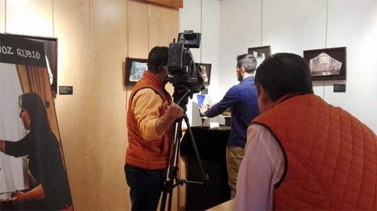 Las cámaras de la 1 de RTVE