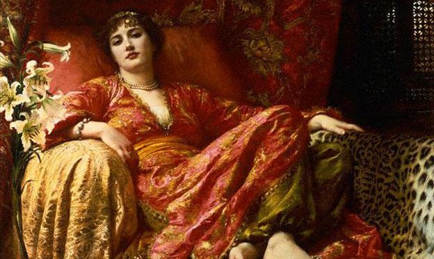 Homenaje a Wallada, La Princesa Omeya