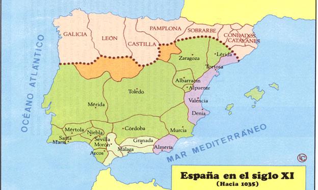españa siglo XI