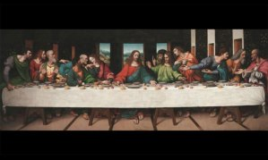 'La última cena', la obra maestra de Leonardo da Vinci, revela detalles nunca antes vistos en la plataforma Arte y cultura de Google.