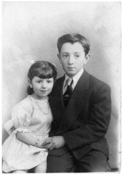 Woody Allen hermana pequeña, Letty Aronson