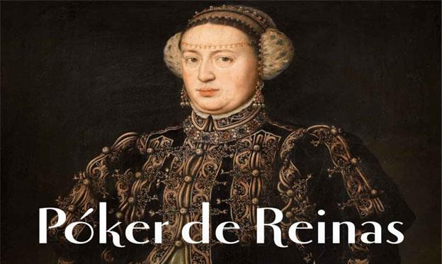 poker de reinas portada