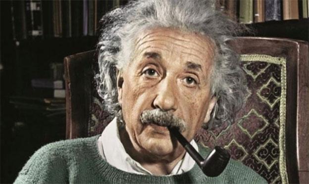 Humanismo de Einstein