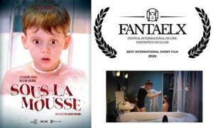 Mejor cortometraje internacional