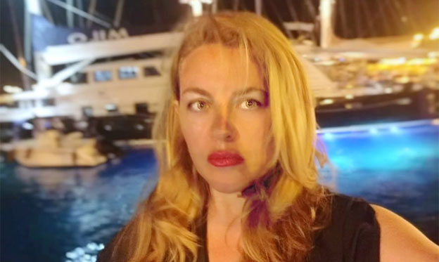 Melinda Miceli embajadora honoraria de Ediciones Matrioska