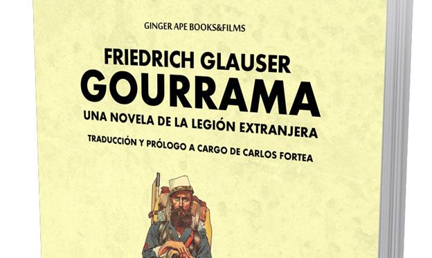 Ginger Ape publica Gourrama