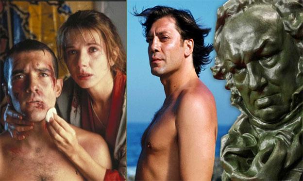 35 años de Premios Goya y 35 curiosidades que te gustará conocer