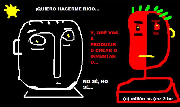 Quiero Hacerme Rico