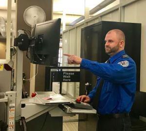 Acceso Biométrico de la TSA •DiarioDigitalSTL.com
