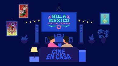 Photo of El festival de cine Hola México se hace virtual
