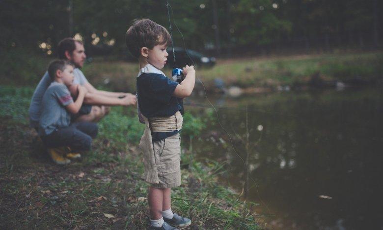 Pescando en Missouri