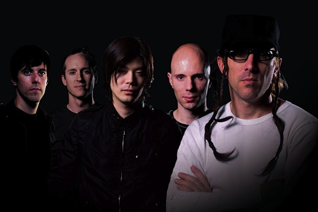 A Perfect Circle: Jeordie White, Josh Freese, James Iha, Billy Howerdel, Maynard James Keenan